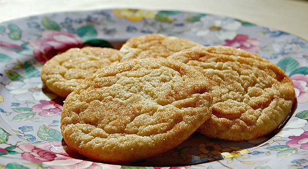 Snicker-Doodle Cookie Recipe
