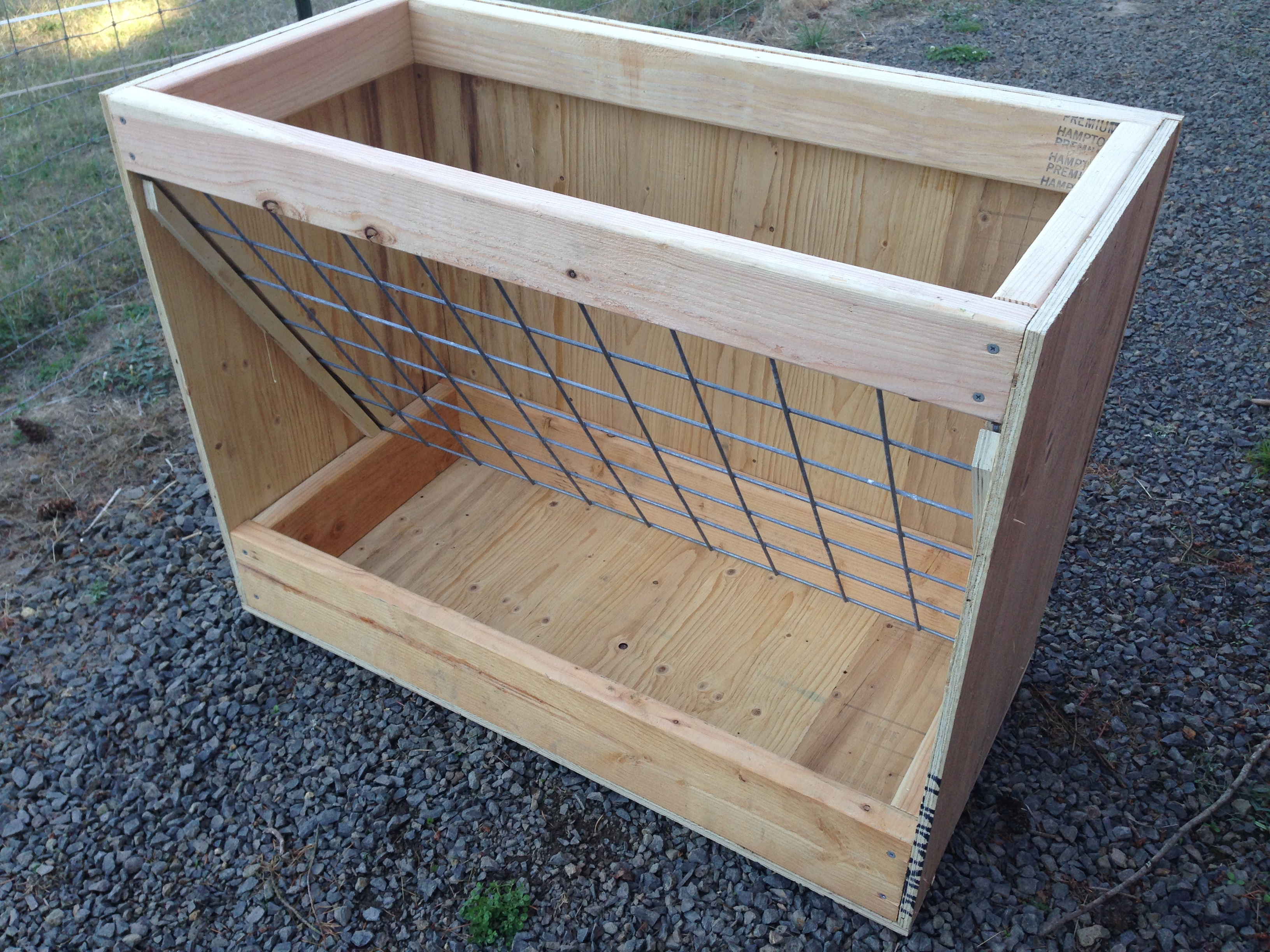 Goat Feeders | On The ...