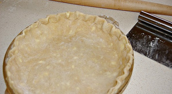 Cook's Illustrated Pie Dough Recipe