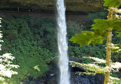 Silver Falls State Park Hike